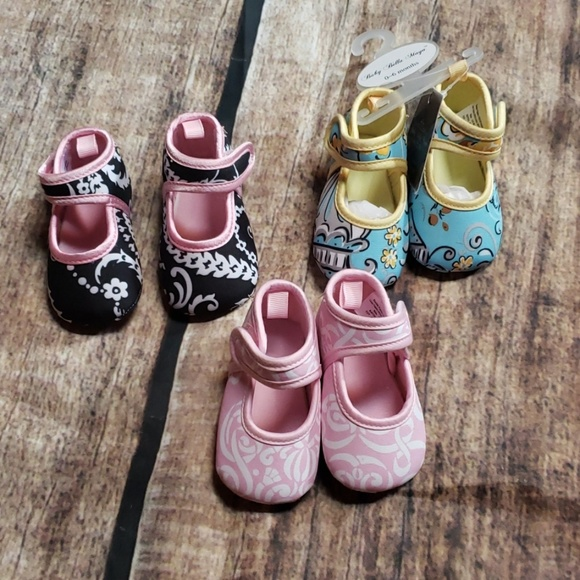 baby bella boutique Other - Baby bella boutique booties